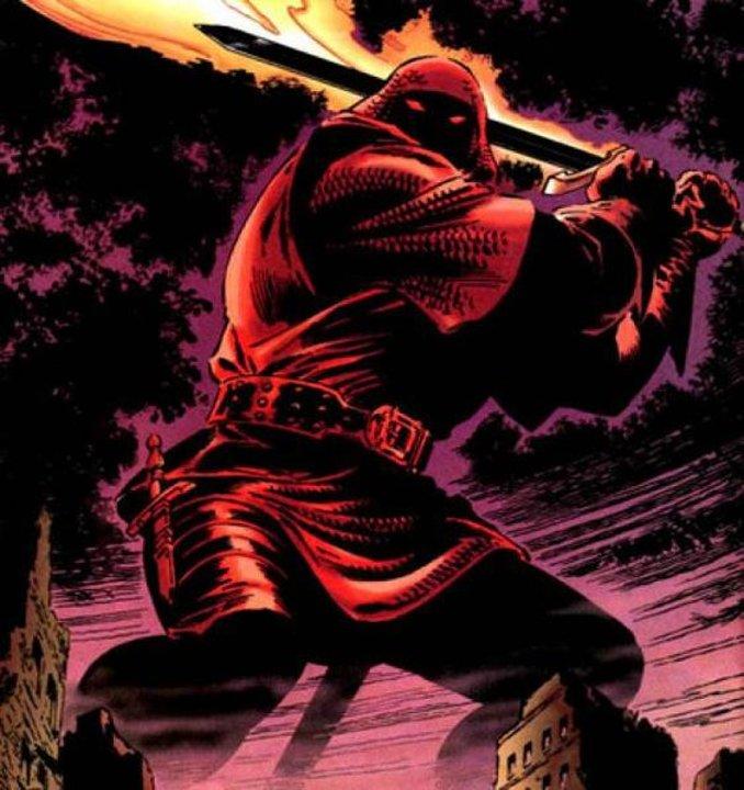 Bloodwraith Black Knight