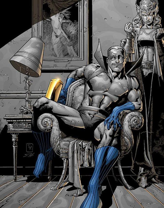 gargouille grise personnages comics français france