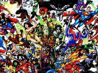 top100 marvel dc comics