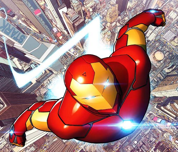 héros importants Iron Man