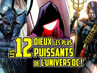 dieux DC Comics