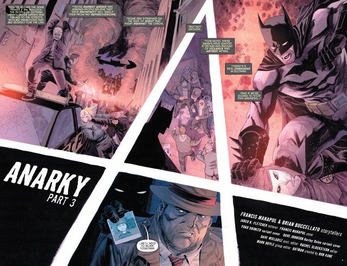 Batman anarky anarchie