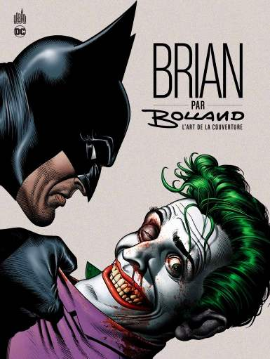 brian bolland artbook