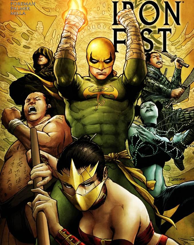 meilleur combattant marvel iron fist danny rand