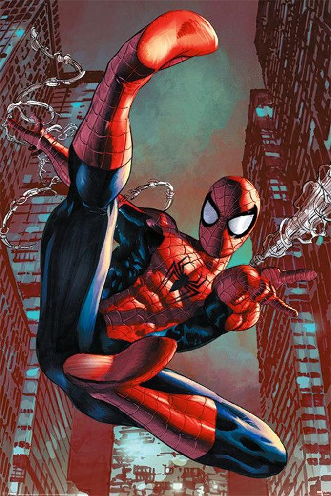 meilleur combattant marvel spider-man