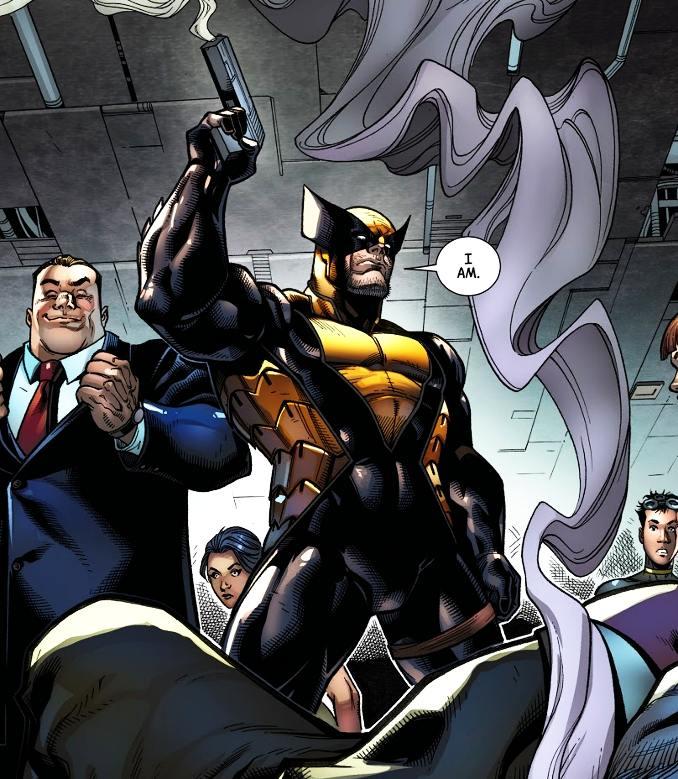 looks Wolverine sans pouvoirs blindé