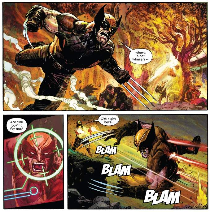 X-Force 1 Wolverine massacre krakoa