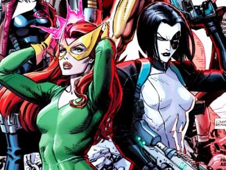 X-Force 1 Strange Girl Domino