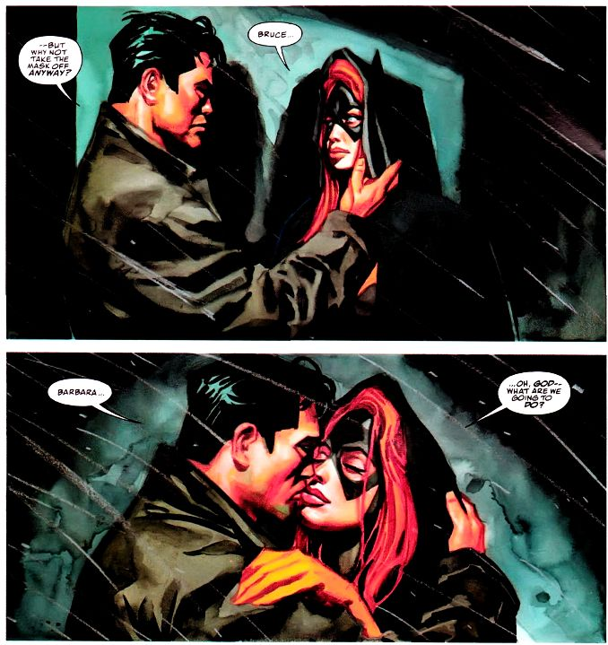 femmes Batman batgirl barbara gordon