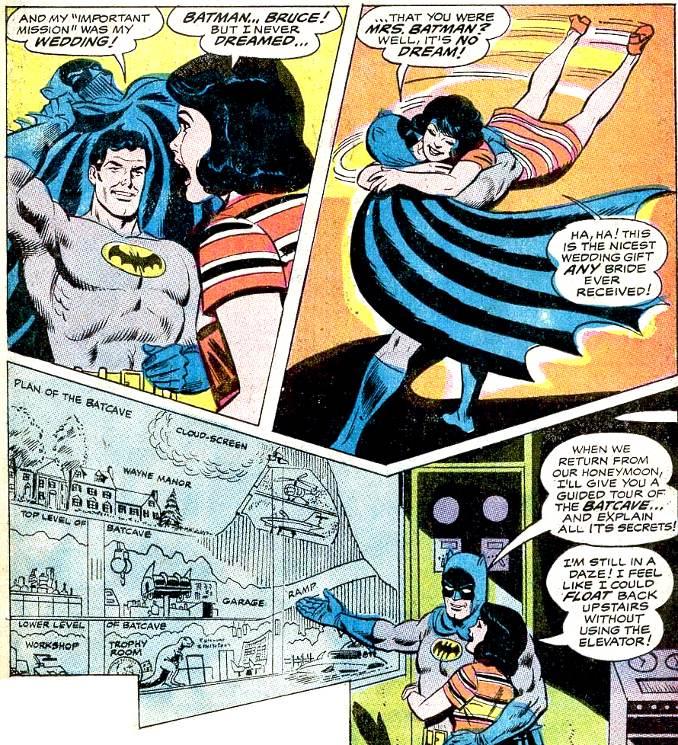 femmes Batman lois lane