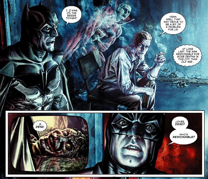 Batman Damned Constantine Deadman