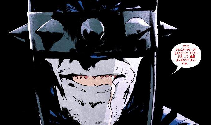 batman qui rit bruce wayne