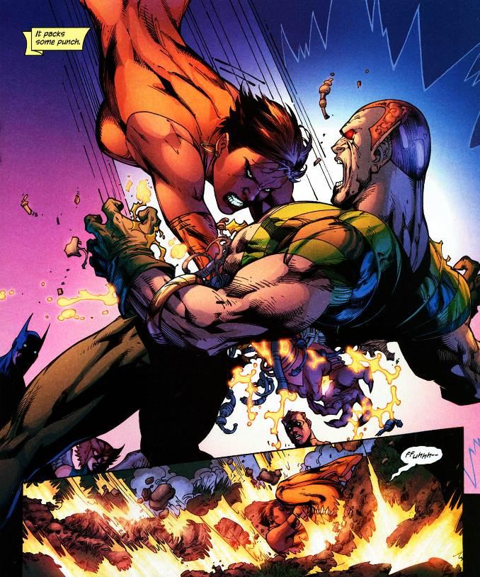 héros DC comics sous-estimés vixen