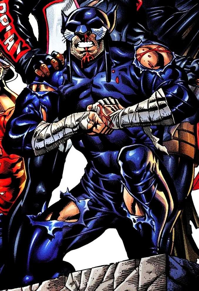héros DC comics sous-estimés wildcat