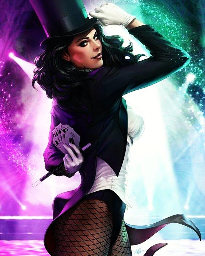 héros DC comics sous-estimés zatanna