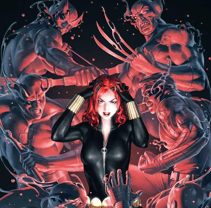 héros Marvel Comics sous-estimés black widow natasha romanov