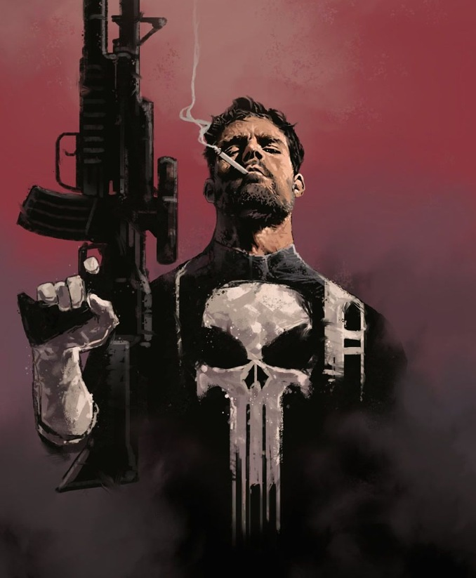 héros Marvel Comics sous-estimés punisher frank castle