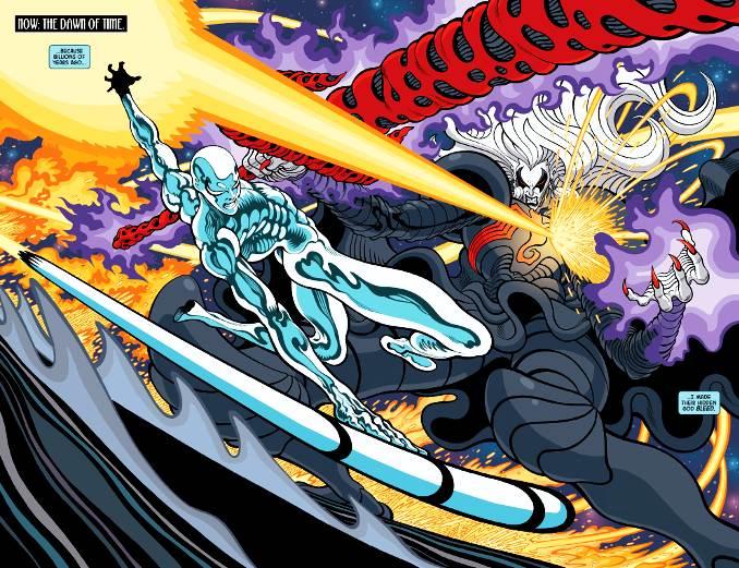Silver Surfer Black