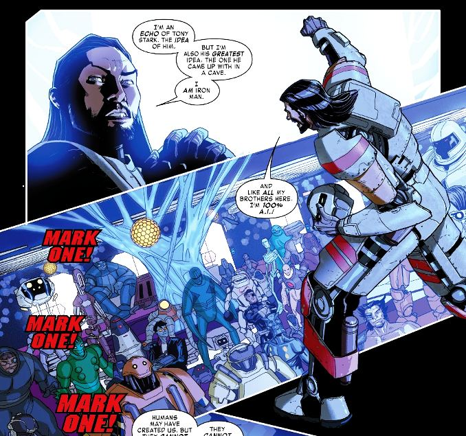 iron man 2020 n°1 arno stark
