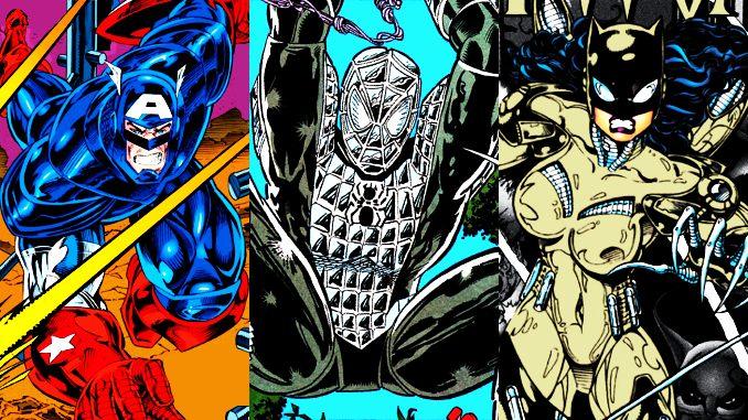 armures superhéros