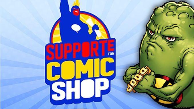 supporte ton comic shop