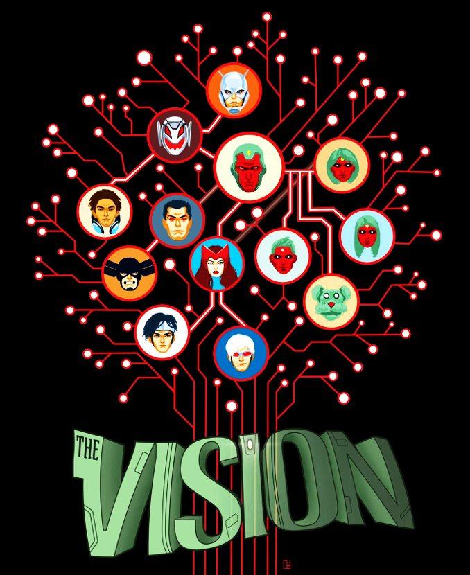 sélection budget comics 70 euros février 2020 vision