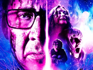 Color out of Space Couleur tombée du ciel Nicolas Cage Richard Stanley