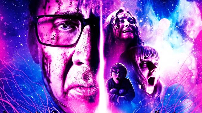 Color out of Space Couleur tombée du ciel Nicolas Cage Richard Stanley