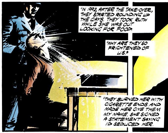 DC Comics émouvants