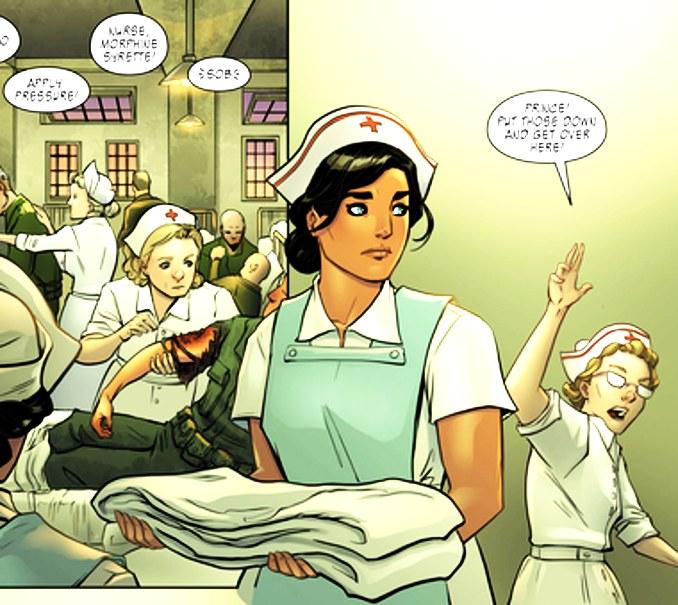 superhéros médecins docteurs