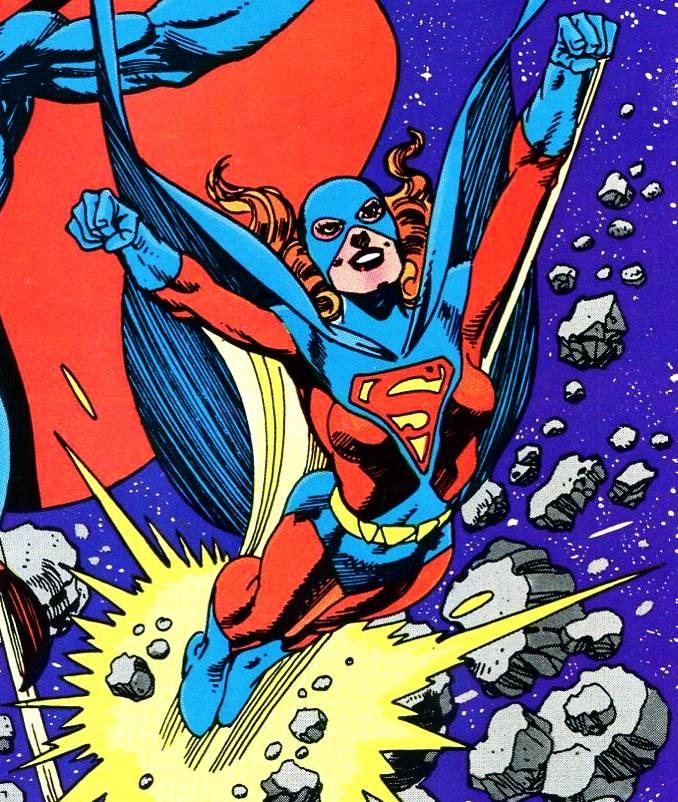 superwoman kristin wells