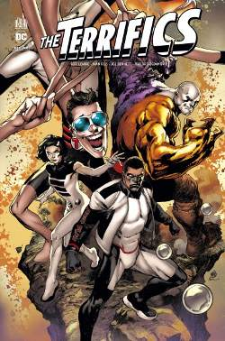the terrifics critique avis review
