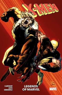 X-Men Marvel Legends avis critique review