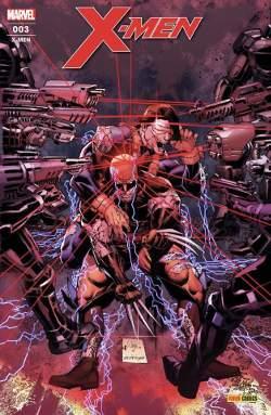 x-men 3 softcover couverture