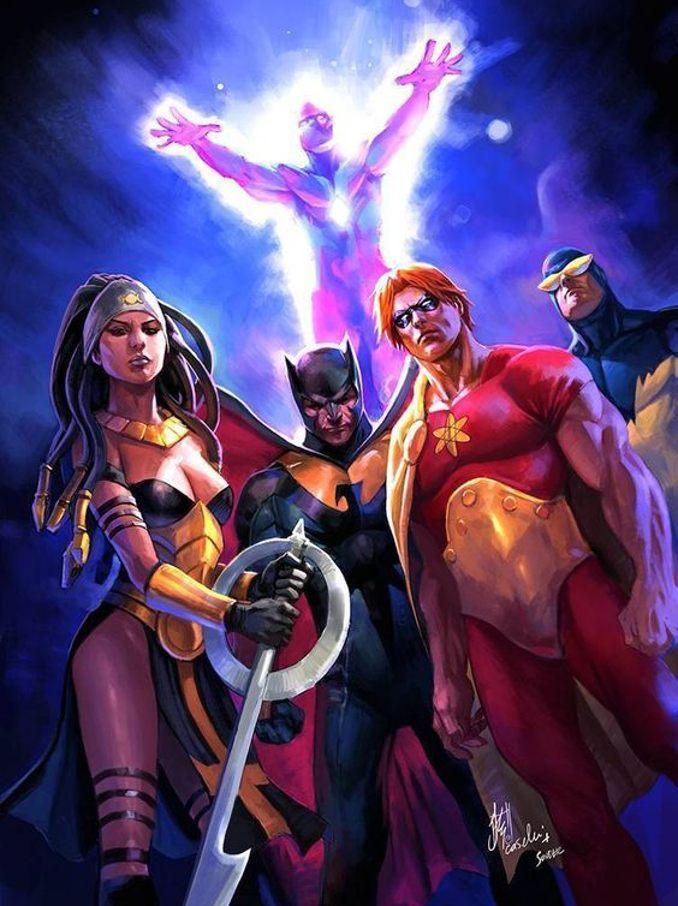 meilleure équipe Marvel
