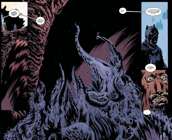 Horreurs indicibles Lovecraft vs Batman