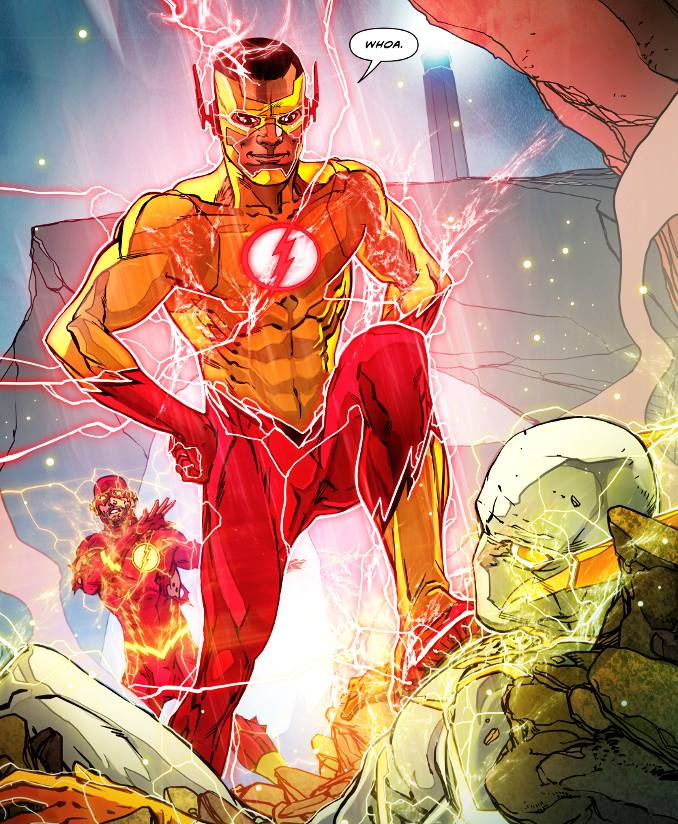 Flash Wally West II