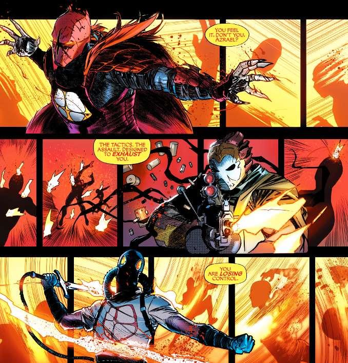 Tales from the Dark Multiverse: Batman Knightfall