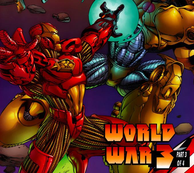 3e guerre mondiale Heroes Reborn WildStorm