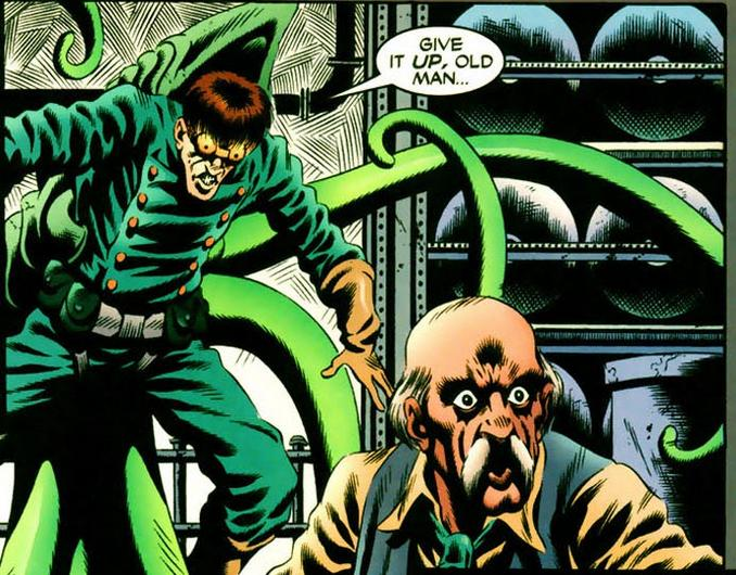 Marvels Comics