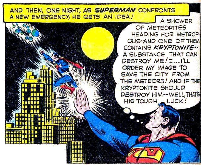 transformations superman