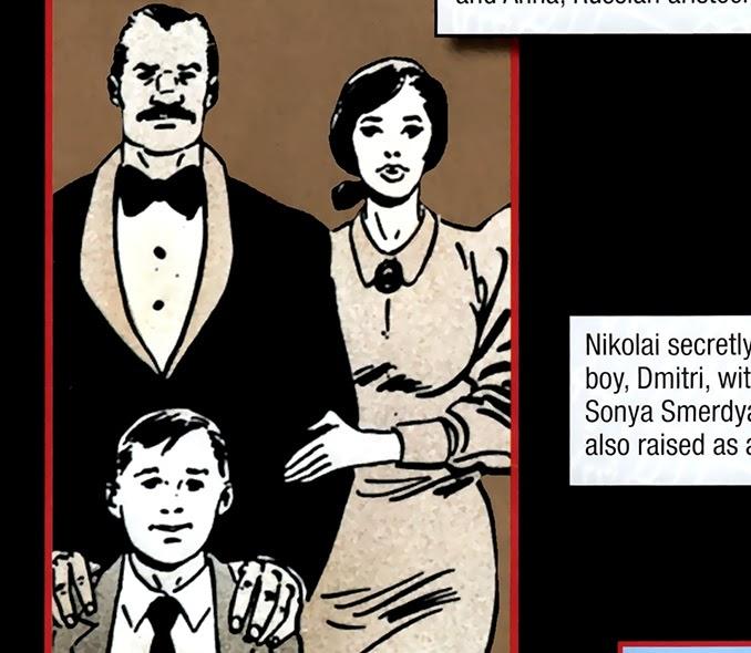 12 famille Kraven