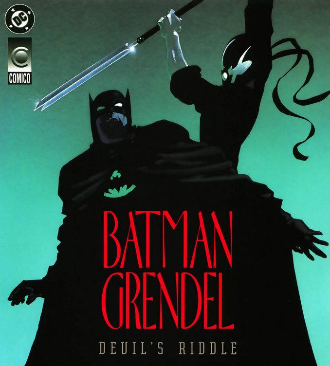 Batman Grendel Hunter Rose