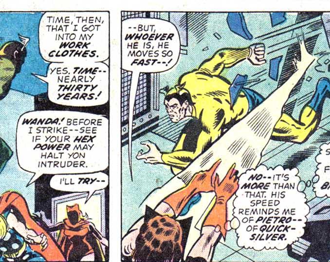15 super rapides Marvel
