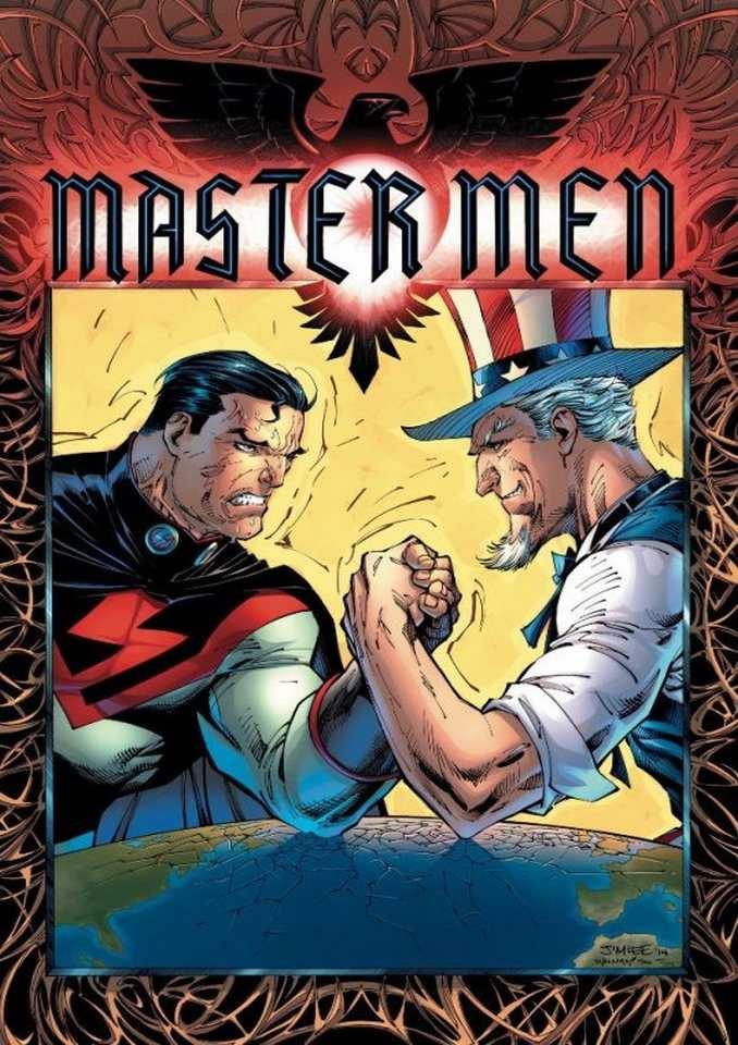 Multiversity Mastermen DC Comics