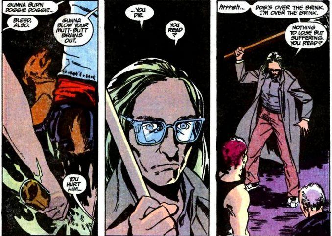 Marvel Comics Prsents 60 Mop man Steve Gerber