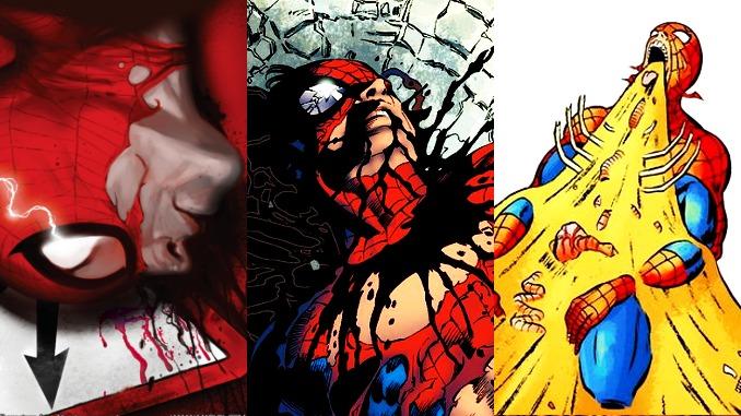 défaites Spider-Man