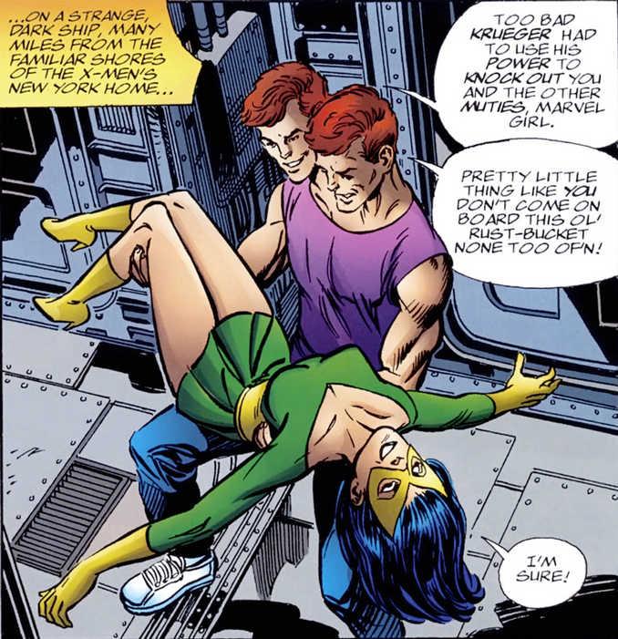 Candy X-Men Hidden Years John Byrne