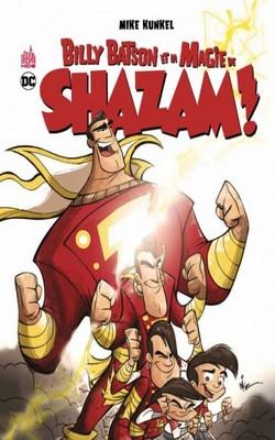 Billy Batson et Magie de Shazam Couverture