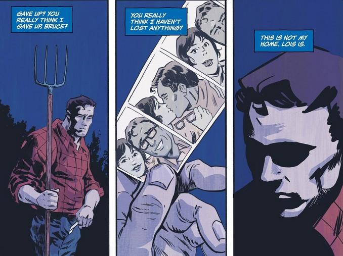 Black Hammer / Justice League